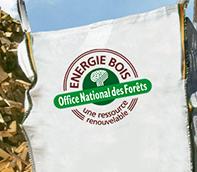 Bois de chauffage Conditionnement : big bag