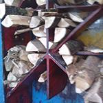 Fendage du bois