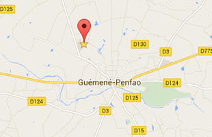 Site de guémené-Penfao