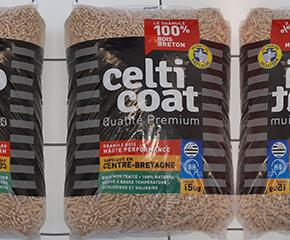 Granulés celticoat
